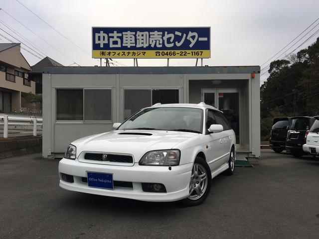 スバル GT-VDC キーレス 記録簿 社外ナビ 地デジTV