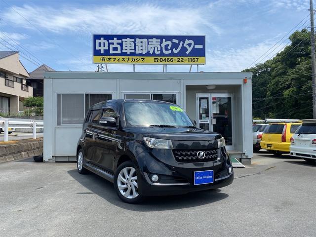 トヨタ bB S エアロ-Gパッケージ スマートキー ナビ TV bluetoothオーディオ ETC 11スピーカー イルミネーション