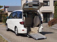エスティマTG 福祉車両電動スローパー