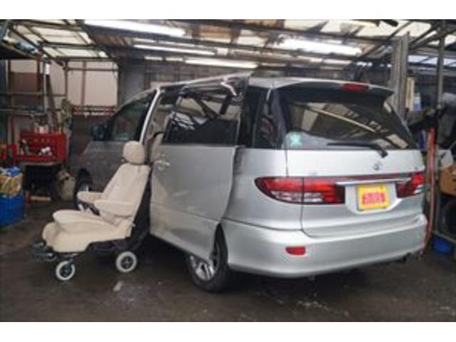 トヨタ G福祉車両ウェルキャブ 助手席リフトアップ式 脱着タイプ
