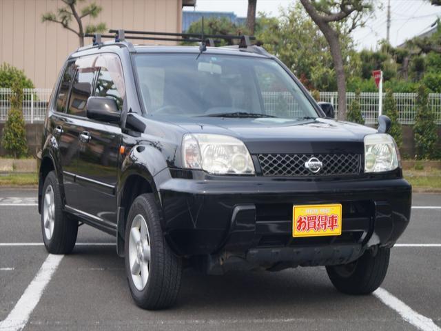 日産 Xtt 4WD カプロンシート