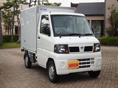 クリッパートラック冷蔵冷凍マイナス5℃設定三菱製 オートマ