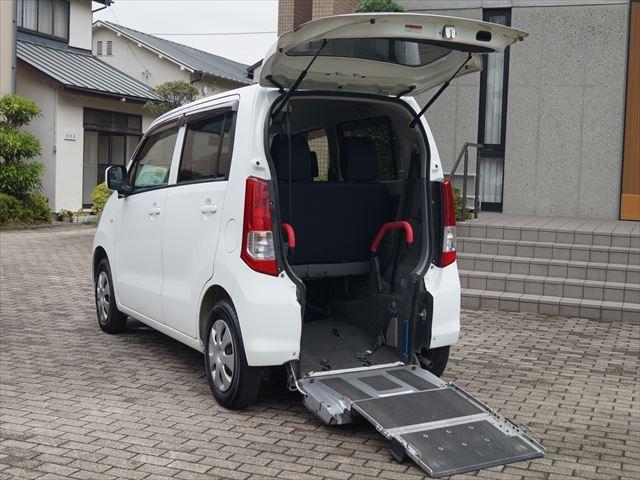 スズキ 福祉車両 スローパー車椅子移動車