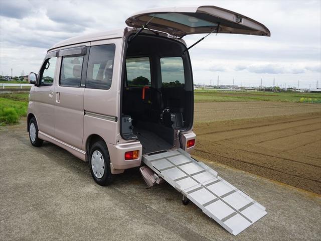 ダイハツ スローパー福祉タクシー仕様修復歴無禁煙車無料全国1年保証付