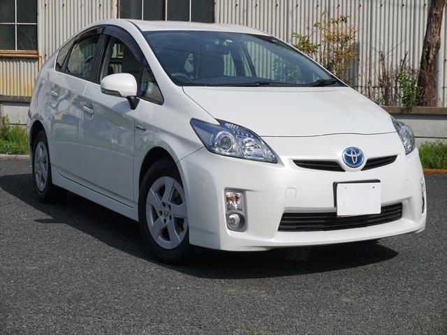 トヨタ S禁煙車純正HDDナビ地デジETC