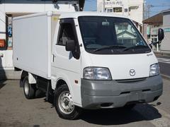 ボンゴトラック 8ナンバー冷凍冷蔵マイナス7度スノコ下ステンレス デンソー冷凍機
