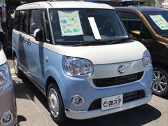 ムーヴキャンバスXリミテッドメイクアップ SAIII 届出済未使用車