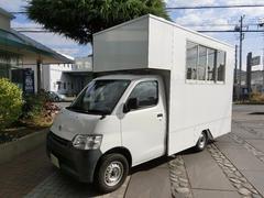タウンエーストラックDX 移動販売キッチンカー