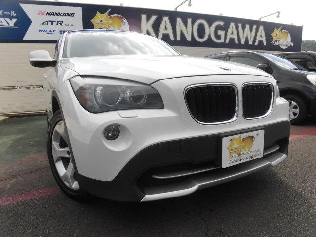 BMW sDrive 18i 社外HDDナビ 地デジ ETC