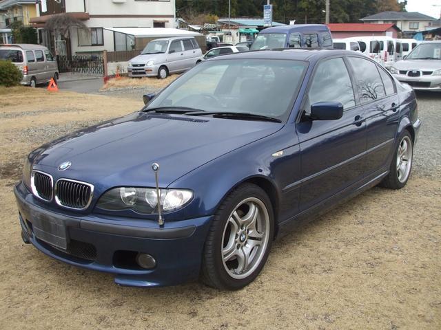 BMW 325i Mスポーツパッケージ サンルーフ ナビ ETC