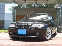 BMW330Ciカブリオーレ OPステッチ赤革シート