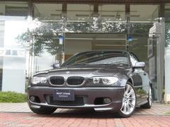 BMW330Ciカブリオーレ Mスポーツパッケージ グレー革シート