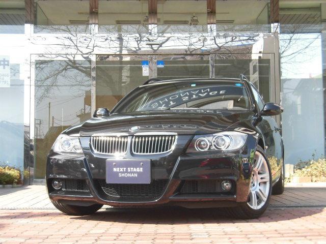 BMW 325iツーリング Mスポーツパッケージ 6気筒エンジン