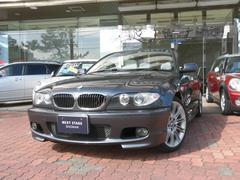 BMW330CiカブリオーレMスポ ケンウッドワイドナビ&Bカメラ