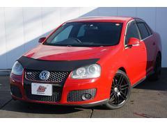 VW ジェッタ限定車GTスポーツ ローダウン18AW新品タイヤノーズブラ
