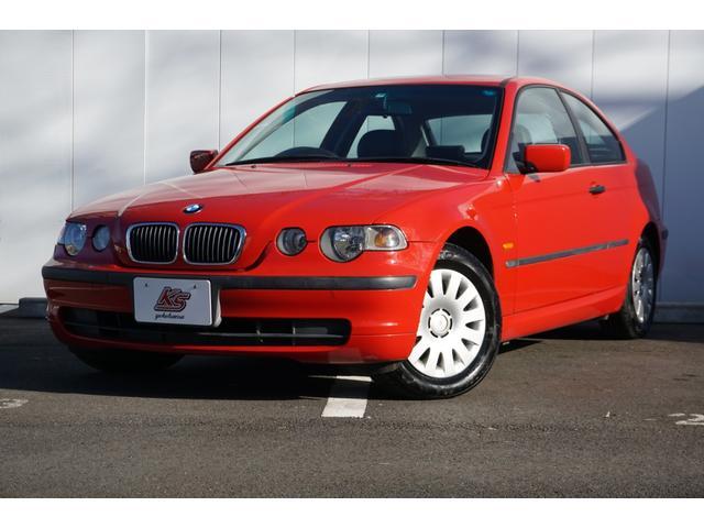 BMW 316ti 実走行3万キロ台 ETC