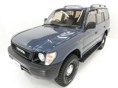 ランドクルーザープラドTX 丸目・ナロー仕様・DEENホイール・新品タイヤ