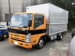 エルフトラック2.45t積 キタムラ製リンボーバン 3.0LディーゼルT