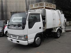 エルフトラック2t積 モリタ製プレスパッカー4.1立米 4.8Lディーゼル