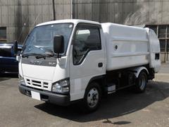 エルフトラック2t積 モリタ製巻込パッカー車4.9立米 4.8Lディーゼル