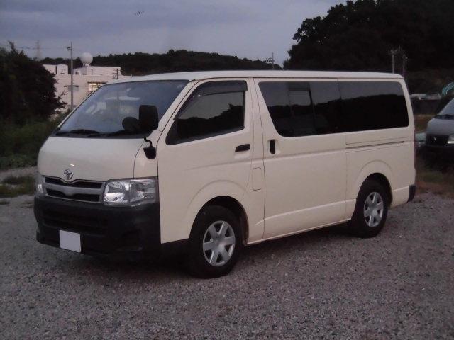 トヨタ ロングDX  5ドア3.0ディーゼルターボ 3/6人乗り