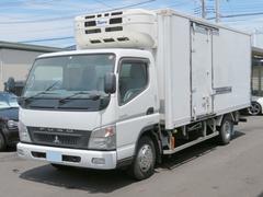 キャンターディーゼル 冷蔵冷凍車 パワーゲート付き 積載3.5トン