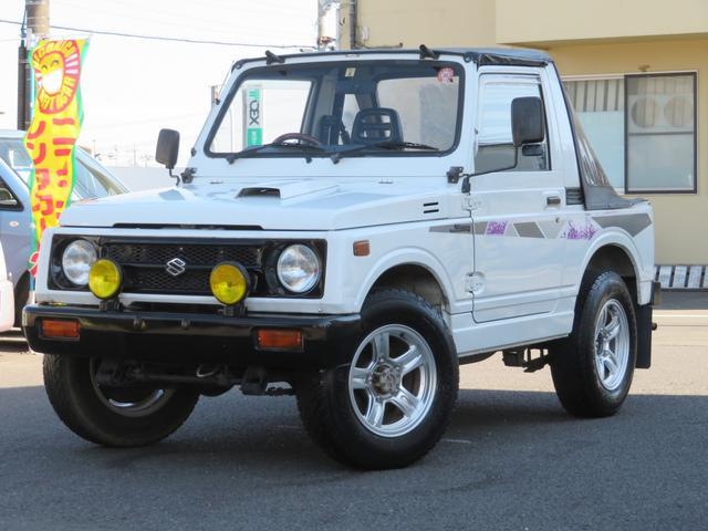 スズキ CC 幌 4WD 5MT