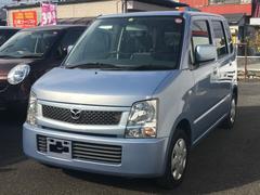 AZワゴンFX 新品ナビプレゼント対象車 車検2年付 法定点検付