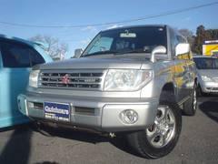 パジェロイオZR−S 4WD ワンオーナー ナビ キーレス