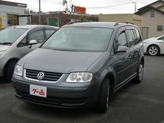 VW ゴルフトゥーランE ナビ付き ETC