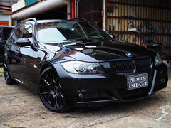 BMW325iTRG Mスポ 社外マフラー SSR19AW