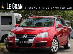 VW ゴルフヴァリアントTSI コンフォートライン ナビTV Bモニター 1オーナー