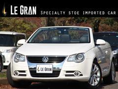 VW イオス2.0T 社外ナビ フルTV 黒革 サンルーフ フル電動OP