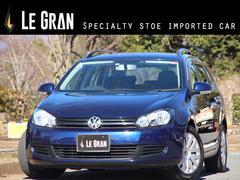 VW ゴルフヴァリアントTSI トレンドライン ナビ TV バックモニター ETC