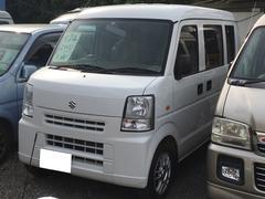 エブリイPA 軽自動車 4WD インパネAT エアコン