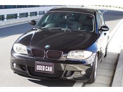 BMW130i Mスポーツ 6速MT 黒革 記録簿 OP18AW