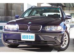 BMW318iツーリングハイライン 最終N46搭載 黒革 記録簿