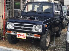 ジムニーベースグレード 4WD