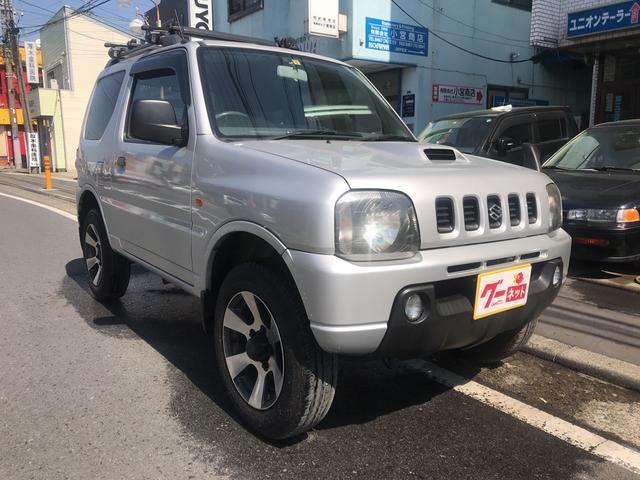 スズキ XL 5MT 4WD ナビ ETC 新品ルーフラック