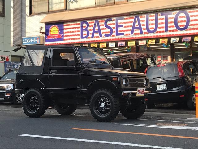 スズキ HA 4WD 5MT