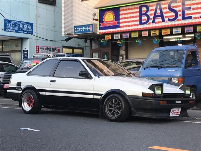 トヨタ GT APEX 5MT