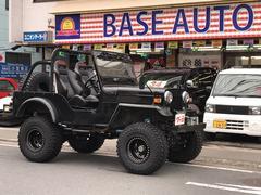 ジープキャンバストップ 4WD ディーゼル カスタム