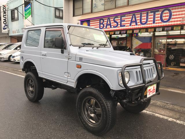 スズキ ワイルドウインド 4WD ETC カスタム