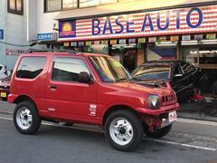 ジムニーXC 4WD 5MT CD