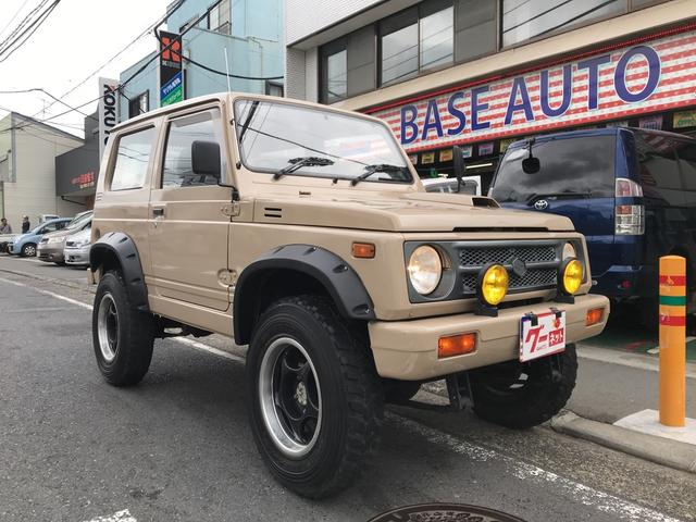スズキ HC 4WD 5MT リフトアップ 社外マフラー AW