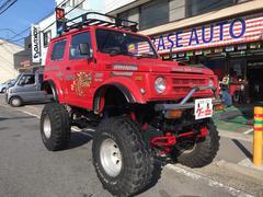ジムニーHA 4WD 5MT リフトアップ