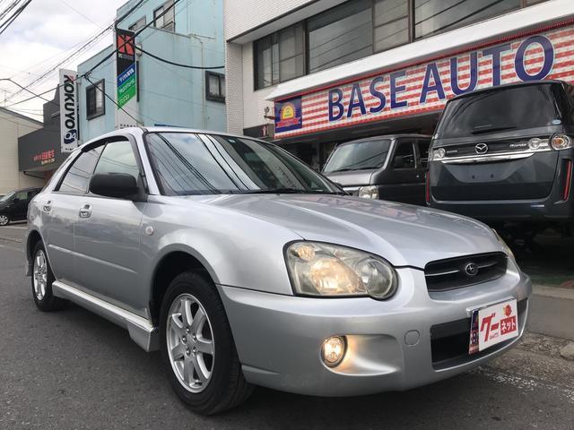 スバル インプレッサスポーツワゴン 15i-S キーレス CD アルミホイール