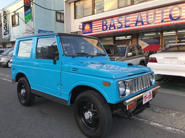 スズキ HC ターボ 4WD 5MT