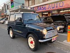 ジムニーワイルドウインドリミテッド 4WD AW AC オーディオ付 ターボ ルーフキャリア キーレス 社外ハンドル