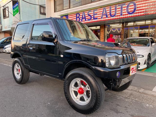 スズキ XG 4WD AT AC AW 4名乗り オーディオ付
